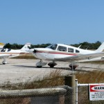VH-DRG on Thistle Island
