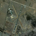 Satellite Image of Port Lincoln Airport