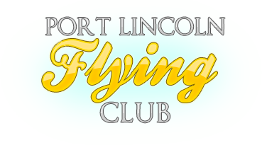 Port Lincoln Flying Club Retina Logo